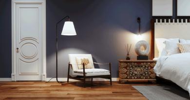 salon de maison avec décoration scandinave