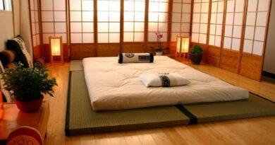 salon de relaxation zen japonaise