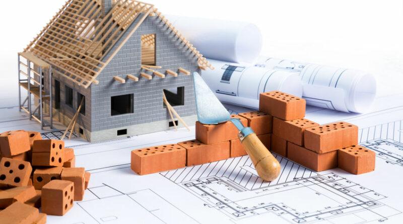 schéma construction maison